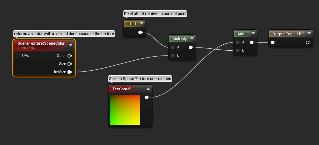 Tutorial – Creating outline effect around objects | Unreal