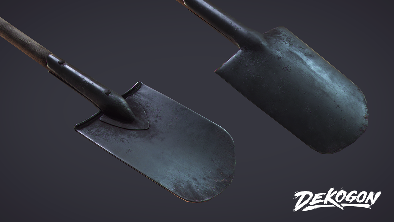 Shovel by Michal Orzelek
