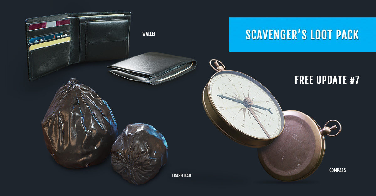Scavengers Loot Pack update 7